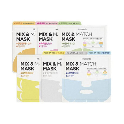Mamonde  Mix & Match Mask - 1pcs