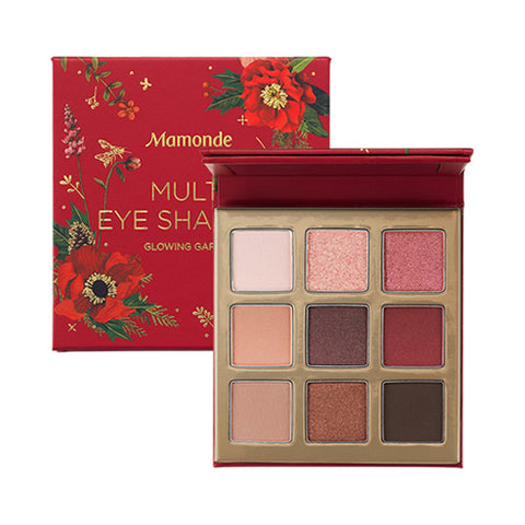 Mamonde / Multi Eyeshadow Palette (Glowing Garden Collection) - 10.8g
