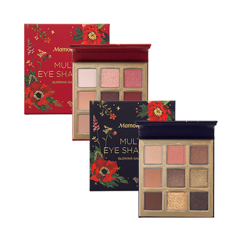Mamonde  Multi Eyeshadow Palette (Glowing Garden Collection) - 10.8g