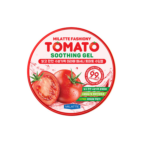 MILATTE  Fashiony Tomato Soothing Gel - 300ml