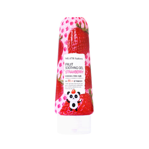 MILATTE / Fashiony Fruit Soothing Gel - 200g