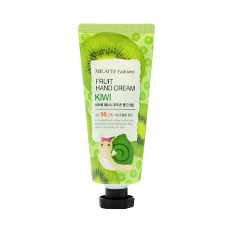 MILATTE / Fashiony Fruit Hand Cream - 60g