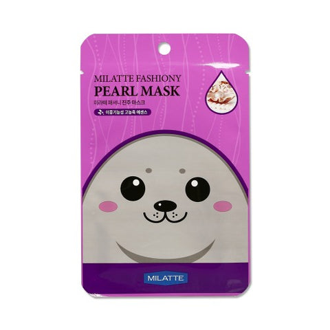 MILATTE / Fashiony Mask Sheet - 1pack (10pcs)