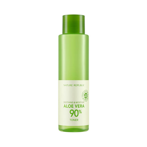 NATURE REPUBLIC  Soothing & Moisture Aloe Vera 90% Toner - 160ml