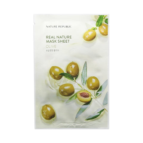 NATURE REPUBLIC / Real Nature Mask Sheet (New) - 1pcs (In Stock)