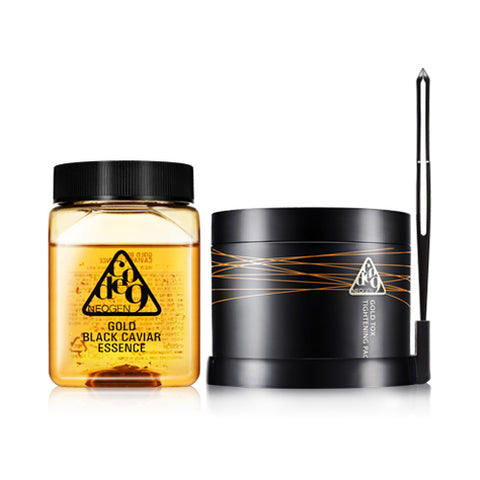 NEOGEN  Code9 Gold Black Caviar Essence&Tox Tightening Pack - 1pack