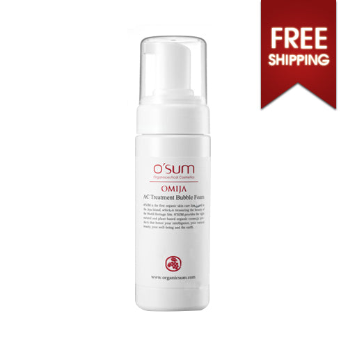 O'SUM  Omija AC Treatment Bubble Foam - 150ml