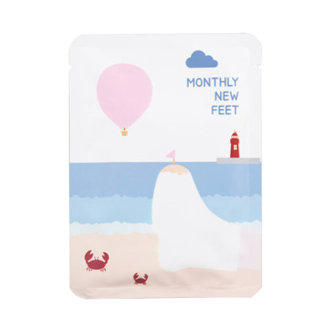 PACK age  Monthly New Feet Socks Pack - 1pcs