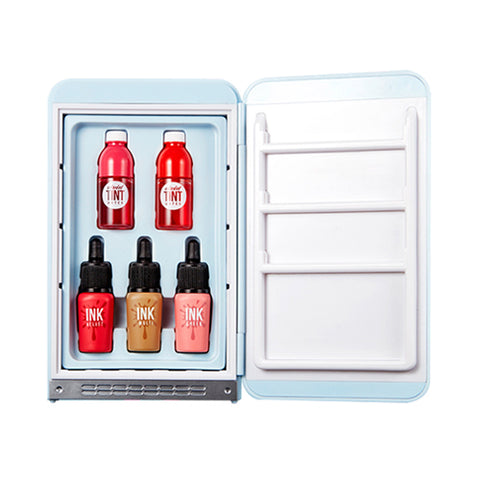 PERIPERA  Peri's Mini Mini Fridge (Daldal Factory Collection) - 1pack (5items)