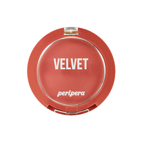 PERIPERA / Pure Blushed Velvet Cheek (Pink Moment Collection) - 4g