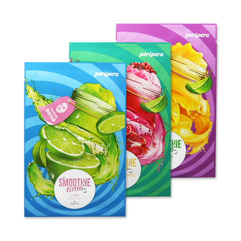 PERIPERA  Smoothie Time Mask Sheet (18g) - 1pcs