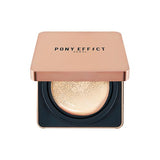 PONY EFFECT / Coverstay Cushion Foundation - 1pack (15g+Refill) (SPF50+ PA+++)