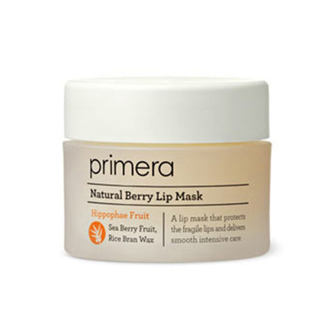 Primera  Natural Berry Lip Mask - 17g