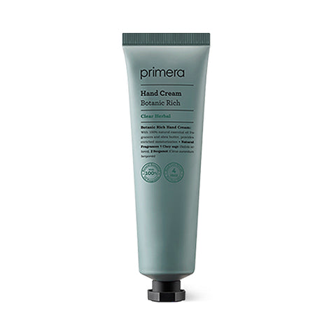 Primera  Botanic Rich Hand Cream - 60ml