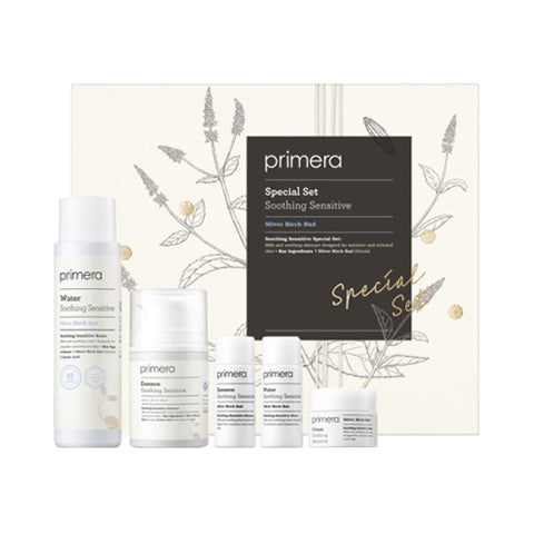 Primera  Soothing Sensitive Set - 1pack (5item)