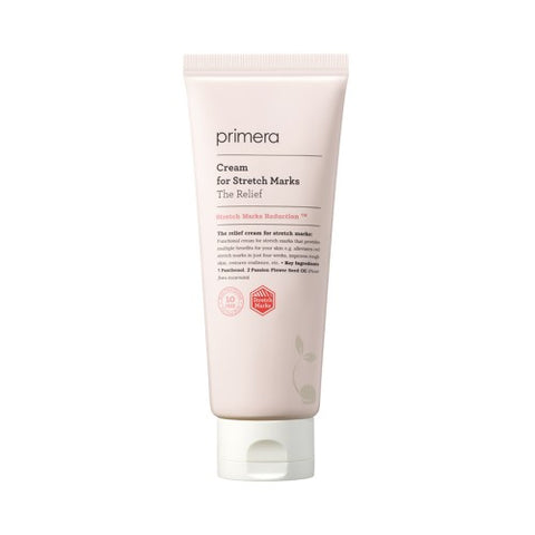 Primera  The Relief Cream For Strecth Marks - 200ml