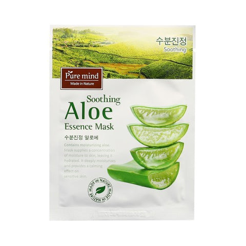 SALE!!! PURE MIND / Essence Mask - 1pack (10pcs)
