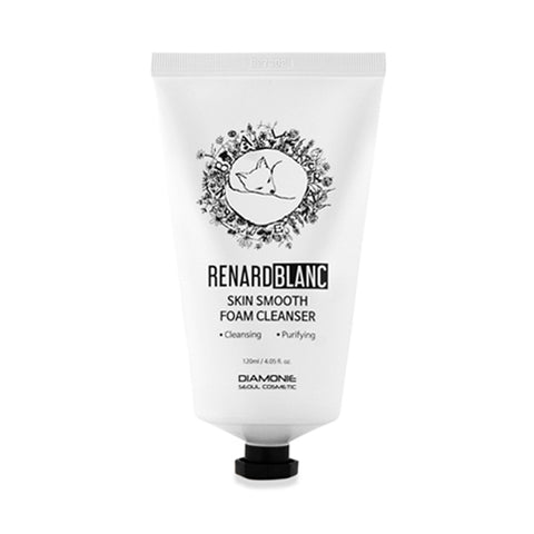 RENARDBLANC  Skin Smooth Foam Cleanser - 120ml