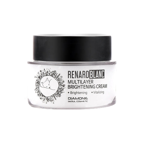 RENARDBLANC  Multilayer Brightening Cream - 50g