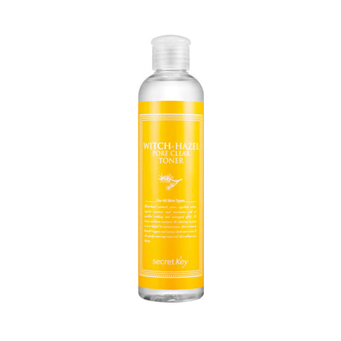 Secret Key  Witchhazel Pore Clear Toner - 248ml