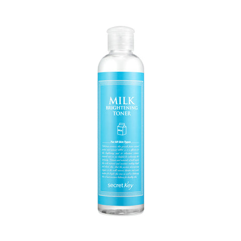 Secret Key  Milk Brightening Toner - 248ml