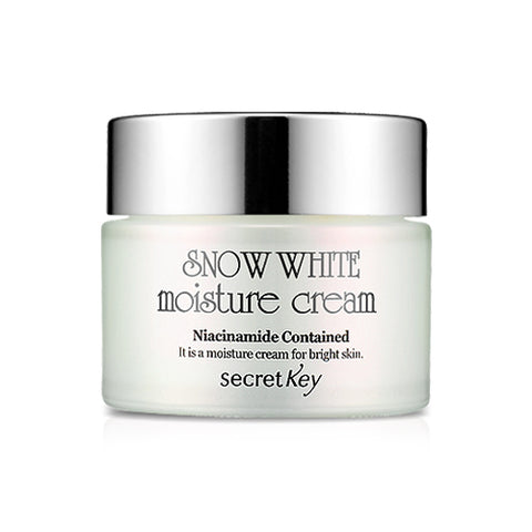 Secret Key Snow White Moisture Cream - 50g