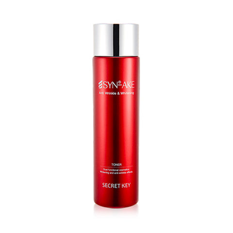 Secret Key  Syn Ake Anti Wrinkle & Whitening Toner - 150ml