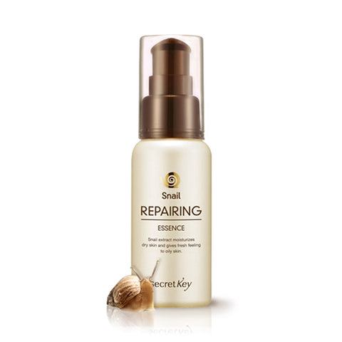 Secret Key  Snail Repairing Essence - 60ml