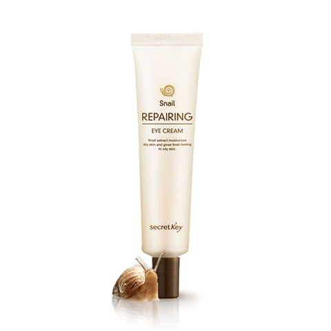 Secret Key  Snail Repairing Eye Cream - 30ml