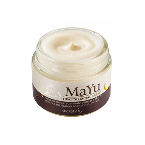 Secret Key  Mayu Healing Facial Cream - 70g