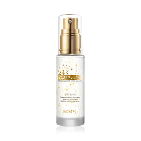 Secret Key  24K Gold Premium First Serum - 30ml
