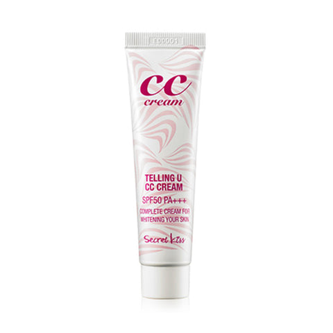 Secret Key  Telling U CC Cream - 30ml