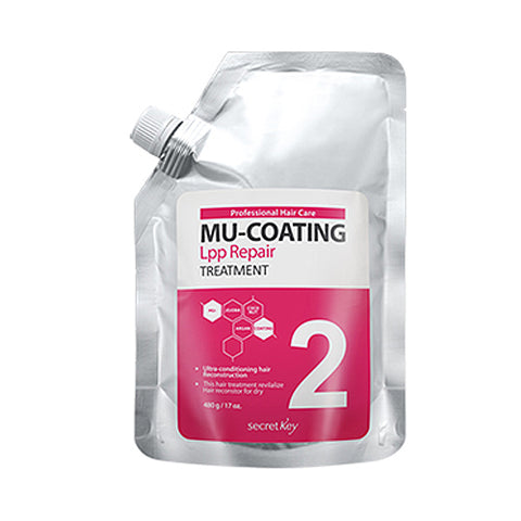 Secret Key  Mu Coating LPP Repair Treatment - 480g