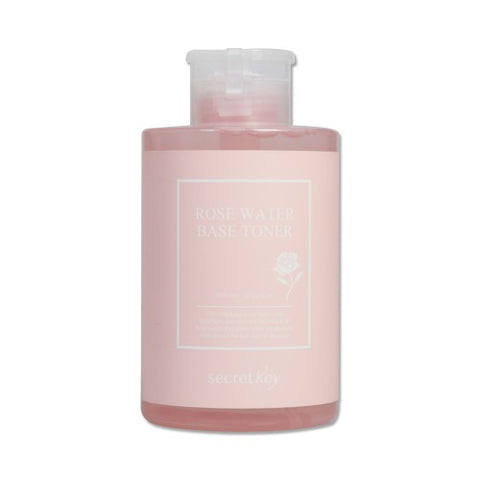 Secret Key  Rose Water Base Toner - 550ml