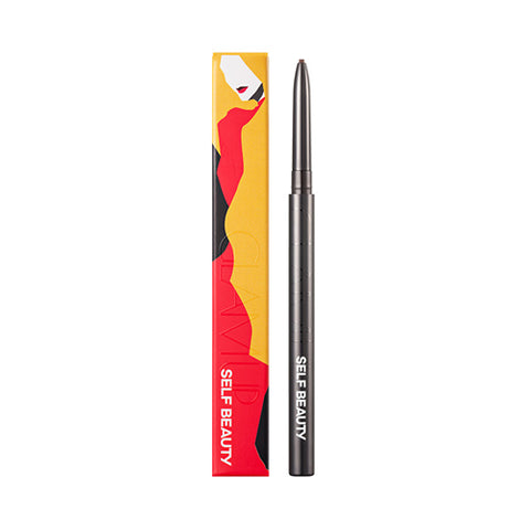SELF BEAUTY / Glam Up Gel Pencil Liner - 0.05g