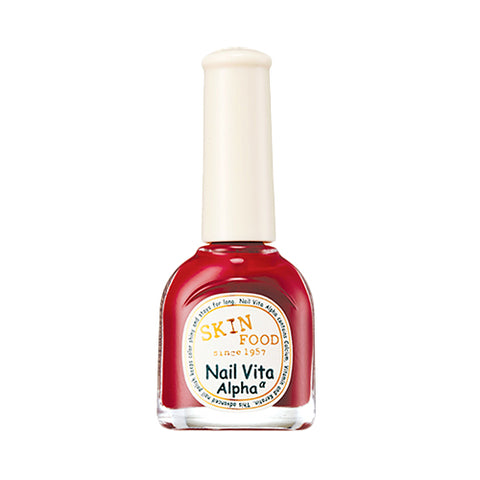 SALE!!! SKINFOOD / Nail Vita Alpha Sweet Happening Nail - 10ml