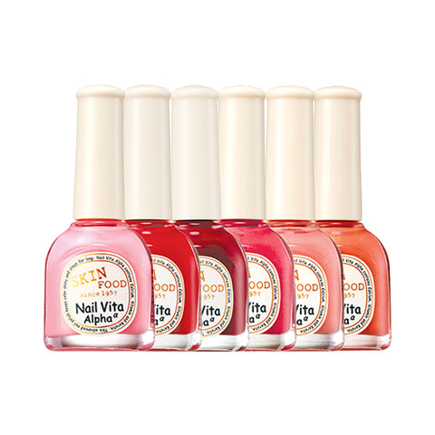 SKINFOOD Nail Vita Alpha Sweet Happening Nail - 10ml