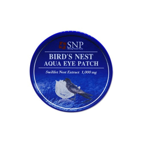 SNP  Birds Nest Aqua Eye Patch - 1pack (60pcs)