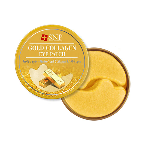 SNP Gold Collagen Eye Patch - 1pack (60pcs)