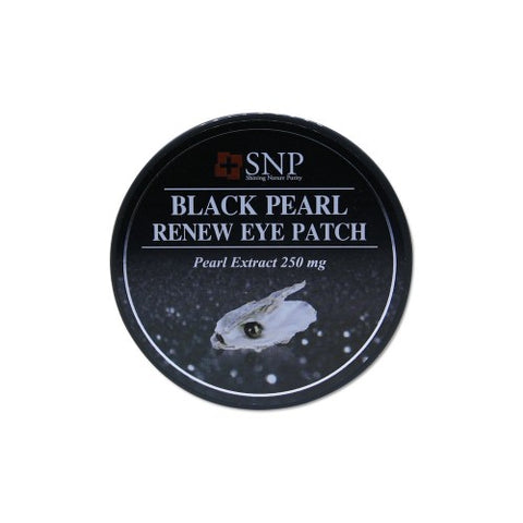 SNP Black Pearl Renew Eye Patch - 1pack (60pcs)