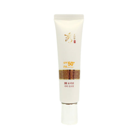 Sooryehan  Hyobidam Cover Sun Cream - 60ml (SPF50+ PA++++)