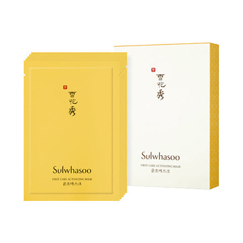 Sulwhasoo  First Care Activating Mask - 1pack (5pcs)