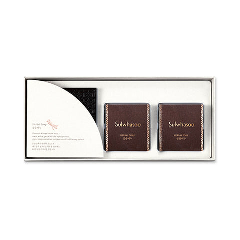 Sulwhasoo  Herbal Soap - 1pack (100gx2pcs)