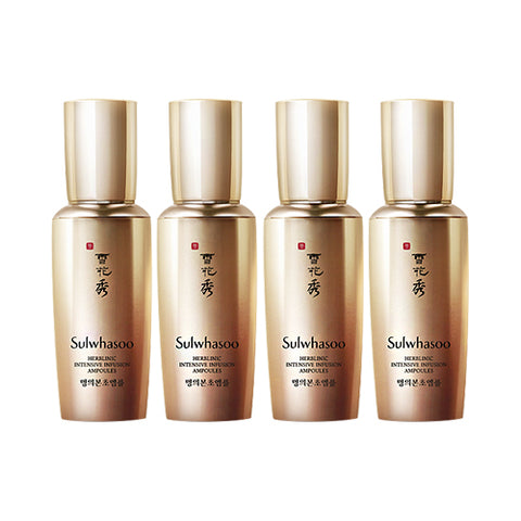 Sulwhasoo  Herblinic Intensive Infusion Ampoules - 1pack (8ml x 4pcs)