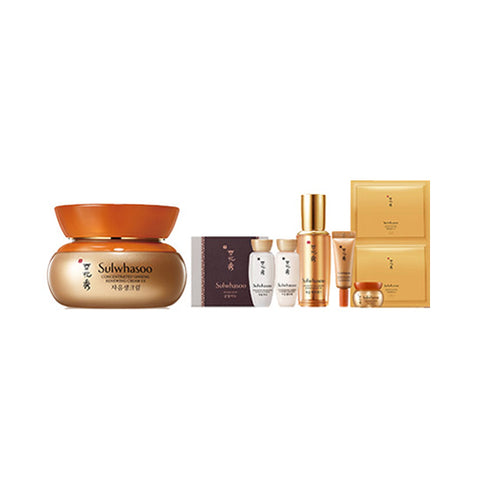 Sulwhasoo  Concentrated Ginseng Renewing Cream Special Set - 1pack (8items)