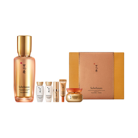 Sulwhasoo  Concentrated Ginseng Renewing Serum Special Set - 1pack (6items)