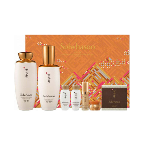 Sulwhasoo  Concentrated Ginseng Renewing Set - 1pack (7items)