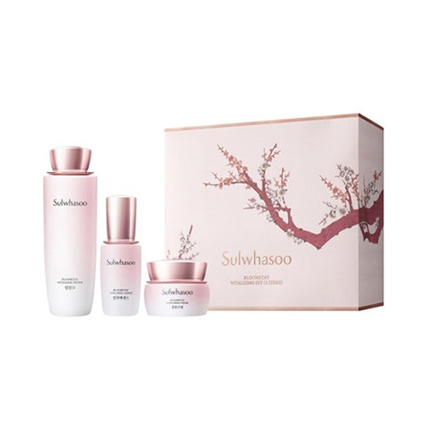 Sulwhasoo  Bloomstay Vitalizing 3 Step Set - 1pack (3items)
