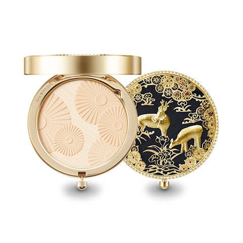 Sulwhasoo / Shine Classic Powder Compact (Ipsa Collection) - 1pack (9g+Refill)