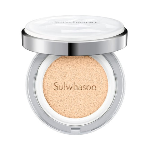 Sulwhasoo / Snowise Brightening Cushion - 1pack (14g+Refill) (SPF50+ PA+++)
